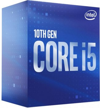 Процессор Intel Core i5-10500 3,1 GHz, 12Mb, UHD Graphics 630, Comet Lake, 65W, S1200 (BX8070110500) Box