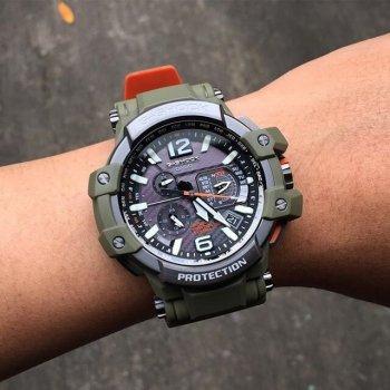 Мужские Часы Casio G-SHOCK GPW-1000KH-3AER