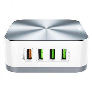 Сетевое зарядное устройство удлинитель LDNIO A8101 QC 3.0 8USB 10A (A8101)