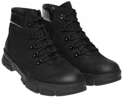 Ботинки Caman 80346/31-172 Черные