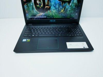 Ноутбук Asus X570U 15.6 FHD IPS i5-8250U (4ядра) 8GB DDR4 HDD1000GB GeForce GTX1050 4GB GDDR5 Б/У