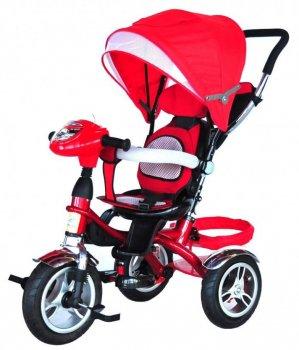 Велосипед трехколесный Ardis 5566-6M Красный (0467)