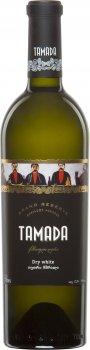 Вино Tamada Гранд Резерв белое сухое 0.75 л 11 - 14.5% (4860004073808)