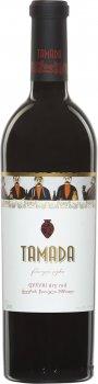 Вино Tamada квеври красное сухое 0.75 л 11 - 14.5% (4860004073839)