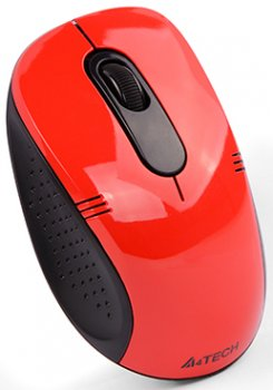 Миша A4Tech G3-630N Wireless Red (4711421927697)