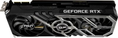 Нова Відеокарта GeForce RTX 3090 24GB GDDR6X GamingPro Palit (NED3090019SB-132BA)