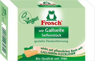 Мило проти плям Frosch 80 г (4001499930799)