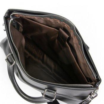 Женская сумка портфель Dr.Bond A10132-3 black