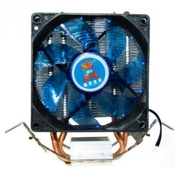 Cooling Baby R90 Led Blue (R90 BLUE LED)