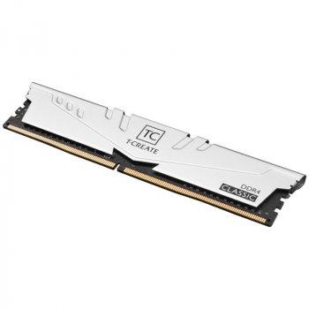 Модуль памяти DDR4 2х8GB 3200MHz Team T-Create Classic 10L Gray (TTCCD416G3200HC22DC01)