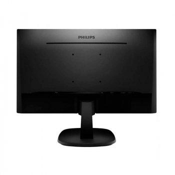 """Монитор Philips 27"""" 273V7QJAB/00 IPS Black"""