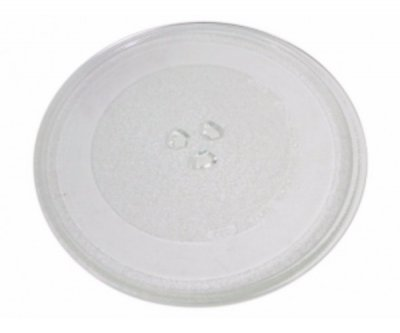 Скляна тарілка для СВЧ Panasonic A060141V0ZP (NN-GM342, GT352, SM332, ST342)