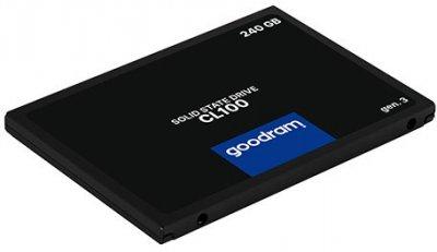 SSD внутренние GOODRAM CL100 240 GB GEN.3 SATAIII TLC(SSDPR-CL100-240-G3)