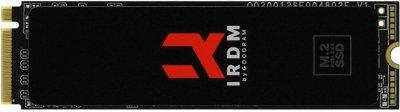 SSD внутренние GOODRAM IRDM 256GB PCIe 3.0x4 M.2 (IR-SSDPR-P34B-256-80)