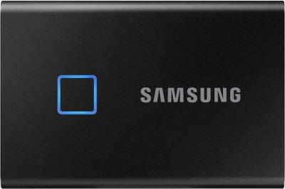 ssd внешний SAMSUNG 2TB USB 3.1 Gen 2 T7 Touch Black