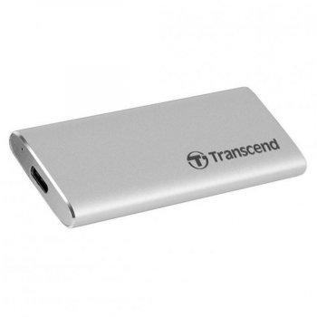 ssd внешний TRANSCEND ESD240C 480GB USB 3.1 GEN 2 TLC (TS480GESD240C)