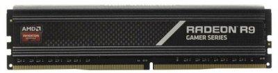 Оперативная память AMD DDR4-3000 16384MB PC4-24000 R9 Gamer Series (R9S416G3000U2S)