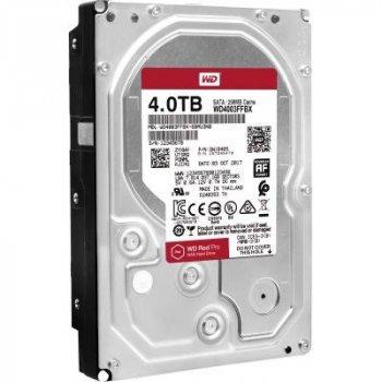 "Жесткий диск 3.5"" 4TB WD (WD4003FFBX)"