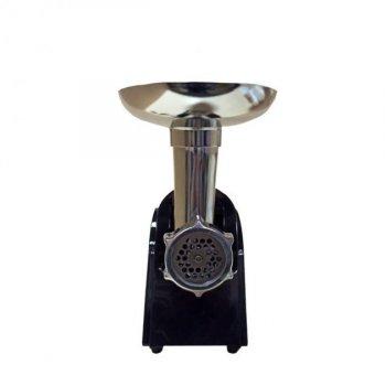 Электрическая Мясорубка Rainberg RG 678 3000Вт реверс, Для колбасных изделий, Кеббе Электромясорубка Черная + кухонные весы