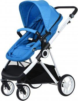 Універсальна коляска 2 в 1 Miqilong Mi baby T900 Navy Blue (T900-U2BL01)