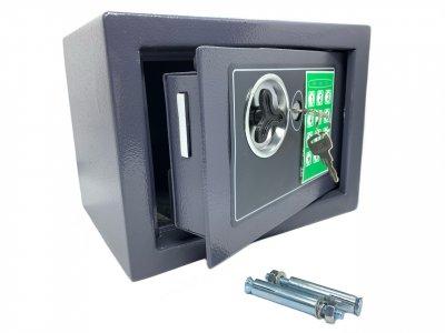 Сейф мебельный электронный кодовый 170х230х170 мм