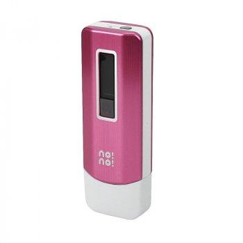 Свето эпилятор NO NO HAIR PRO3 Pink для лица и тела