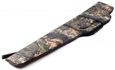 Чехол ST для винтовки с карманом камуфляж (120 см)