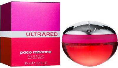 Парфумована вода для жінок Paco Rabanne Ultrared 80 мл (ROZ6400210547)