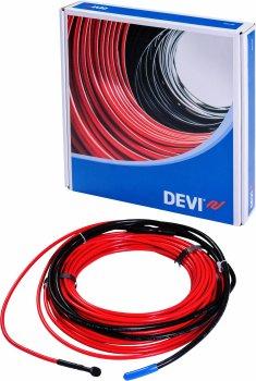 Тепла підлога DEVI двожильний кабель DTIP-18 4.6 м2 (140F1241)