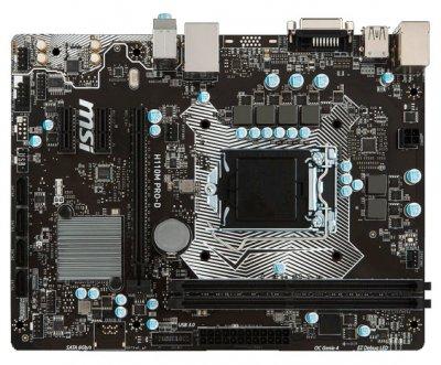 MSI H110M PRO-D Socket 1151