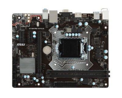 MSI H110M PRO-VH PLUS Socket 1151