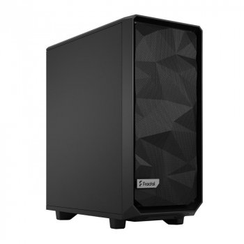 FRACTAL DESIGN Meshify 2 Compact Black Solid (P1423)