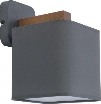 Настінний світильник Tk Lighting 4164 Tora Grey