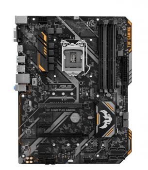 Материнська плата Asus TUF B360-Plus Gaming (s1151, Intel B360, PCI-Ex16)