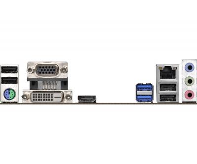 Материнська плата ASRock H310CM-HDV/M. 2 (s1151, Intel H310, PCI-Ex16)