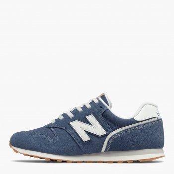 Кроссовки New Balance 373 Canvas ML373SN2 Синие