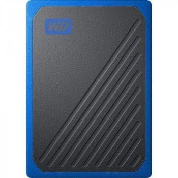 Накопитель SSD WD USB 3.0 500GB (WDBMCG5000ABT-WESN)