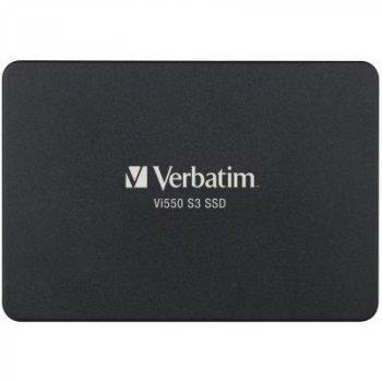 Накопитель SSD 2.5 дюйма 256GB Verbatim (49351)