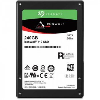 Накопитель SSD 2.5 дюйма 240GB Seagate (ZA240NM10011)