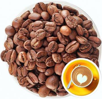 Кава в зернах Кавові шедеври Капучино 500 г (4820198875145)