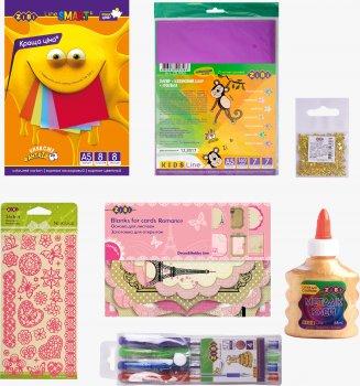 Подарочный набор ZiBi для декора и творчества Romance (ZB.9994)