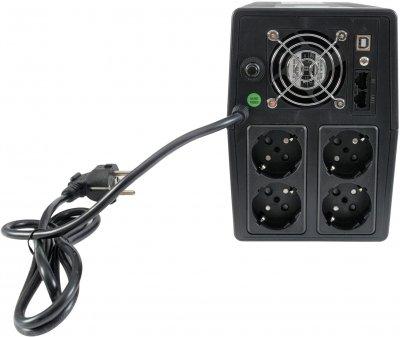 Tescom Leo II line-Interactive Pro LCD 1000 BA (Leo1000ALCD)