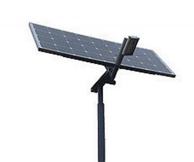 Уличный фонарь на солнечной батаре 15 Вт (без опоры)