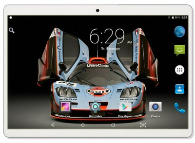 Планшет-телефон Adronix MT116 2GB RAM Silver