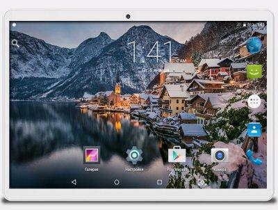 Планшет-телефон Adronix MT116 2GB RAM Gold + Чехол-клавиатура + Карта памяти 64GB