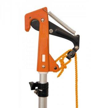 Сучкорез штанговый MASTERTOOL GM ПРОФИ телескопический 1,5 - 3,8 м, лезвия SK5, алюминиевая ручка (14-6903)
