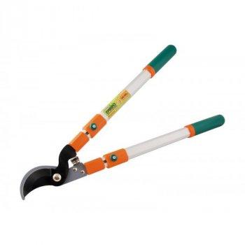 Сучкорез MASTERTOOL GM с телескопическими ручками 500 - 1000 мм, тефлон, алюминиевые ручки (14-6122)