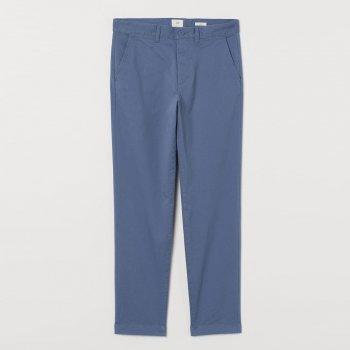 Штани H&M 04-0815456-000 Блакитні