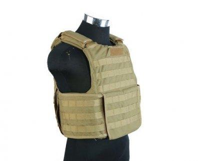 Плитоноска Pantac RBV Molle Vest VT-C959 (RBAV), Cordura Medium, Хакі (Khaki)