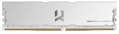 Модуль памяти GOODRAM DDR4 8Gb 4000MHz IRDM PRO HOLLOW WHITE (IRP-W4000D4V64L18S/8G) (F00246776)